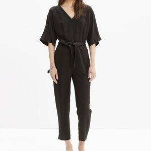 Madewell kimono style jumpsuit!